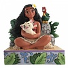 Disney Traditions Disney Traditions - Welcome to Motunui (Moana with Pua and Hei Hei)
