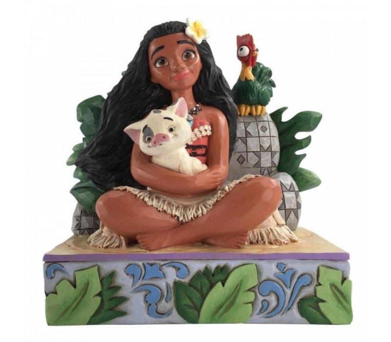 Disney Traditions - Welcome to Motunui (Moana with Pua and Hei Hei)