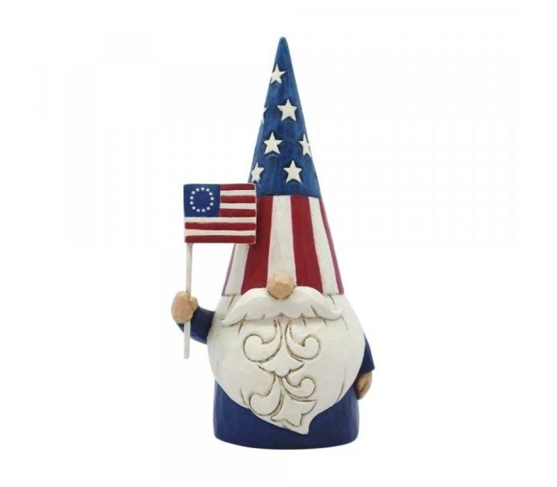 Heartwood Creek - Star Spangled Gnome (American Gnome)