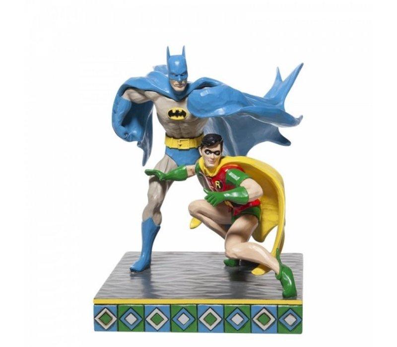 DC Comics by Jim Shore - Batman and Robin