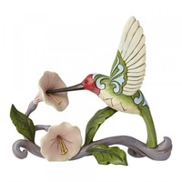Heartwood Creek - Blossoms and Beauty (Hummingbird with Flower)