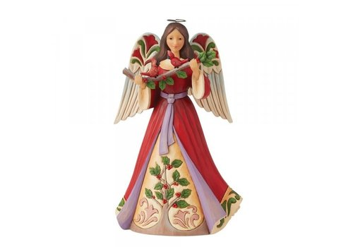 Heartwood Creek Holly makes the Holiday (Christmas Angel with Holly) - Heartwood Creek