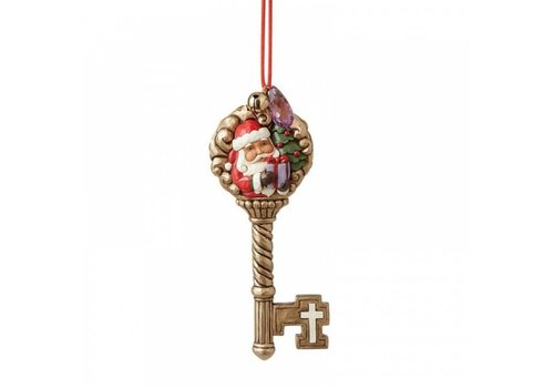 Heartwood Creek Legend of Santa's Magic Key (Hanging Ornament) - Heartwood Creek