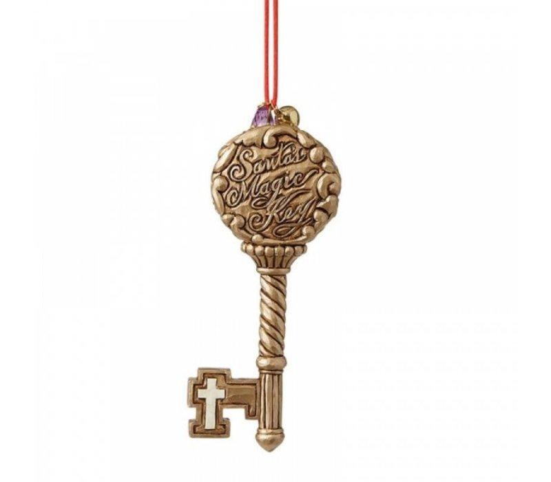 Heartwood Creek - Legend of Santa's Magic Key (Hanging Ornament)