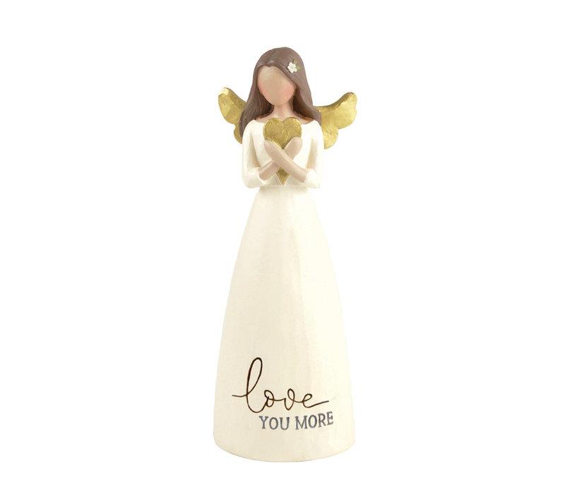 UniekCadeau - Love You More (Angel with heart)