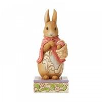 Beatrix Potter by Jim Shore - Good Little Bunny (Flopsy)