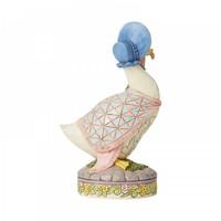 Beatrix Potter by Jim Shore - Wearing a shawl and a poke bonnet (Jemima Puddle-Duck)