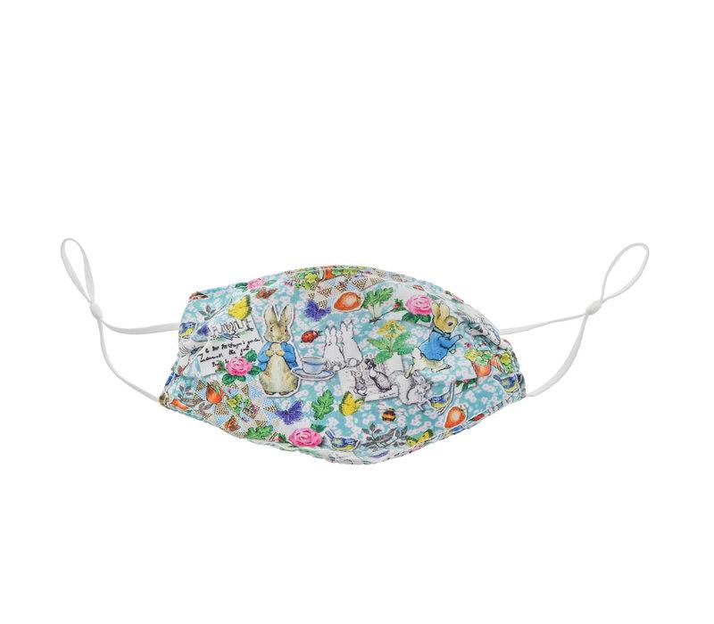 Beatrix Potter - Peter Rabbit Pin-Up Face Mask