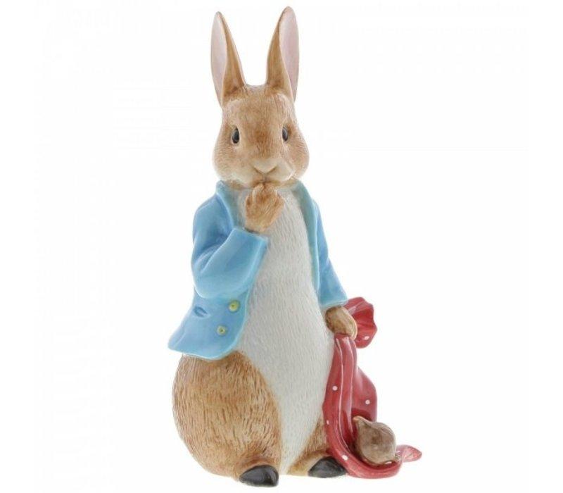 Beatrix Potter - Peter Rabbit with Pocket-Handkerchief (Limited Edition 1200)