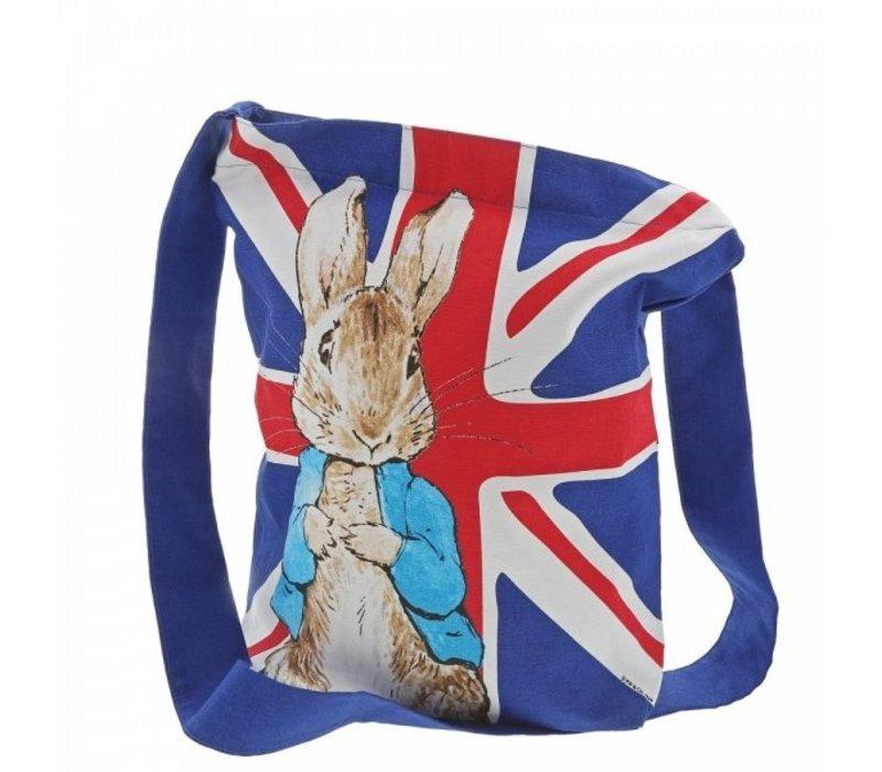 Beatrix Potter - Peter Rabbit Union Jack Tote Bag
