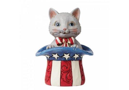 Heartwood Creek Mini Patriotic Kitten - Heartwood Creek