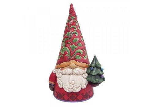 Heartwood Creek Christmas Gnome Statue - Heartwood Creek