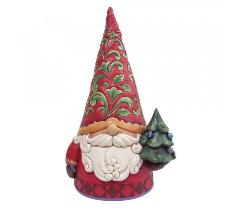 Heartwood Creek - Christmas Gnome Statue