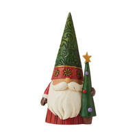 Heartwood Creek - Tree-mendous Tidings (Christmas Gnome with Tree)