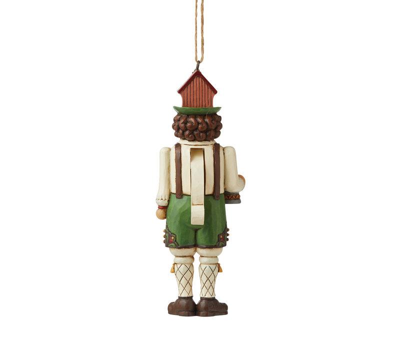 Heartwood Creek - German Nutcracker Hanging Ornament