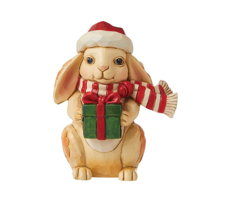 Heartwood Creek - Mini Christmas Bunny