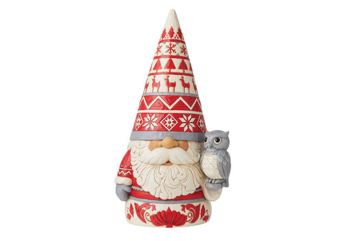 Heartwood Creek Nordic Noel Gnome Large - Heartwood Creek
