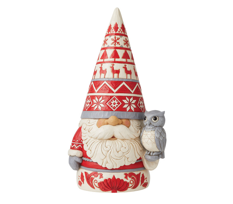 Heartwood Creek - Nordic Noel Gnome Large