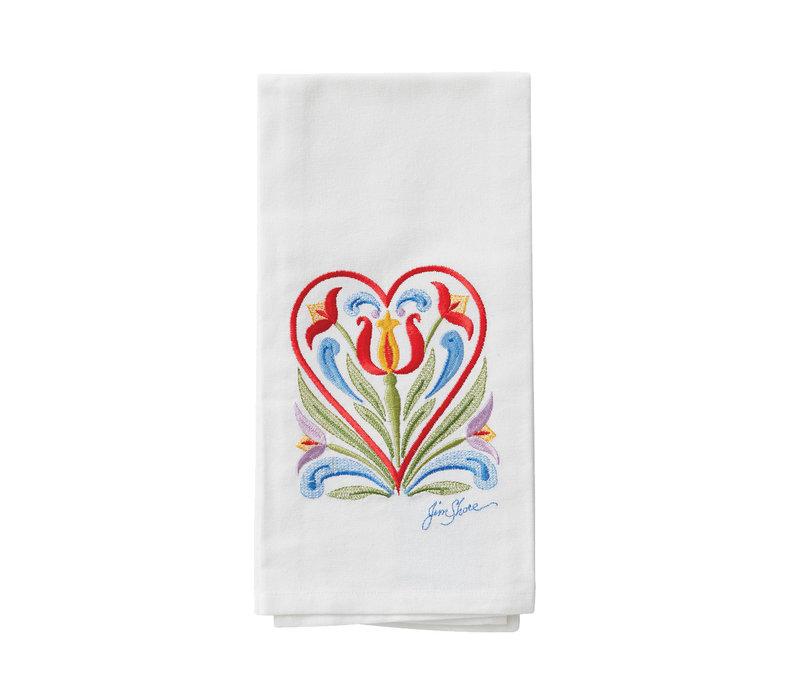 Heartwood Creek - Heart Tea Towel