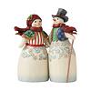 Heartwood Creek Heartwood Creek - Snow Couple Holding Hands