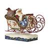 Heartwood Creek Heartwood Creek - Flight of Festive Fancy (Victorian Christmas Santa in Sleigh)