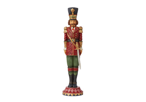 Heartwood Creek On Guard For Glad Tidings (Victorian Toy Soldier) - Heartwood Creek