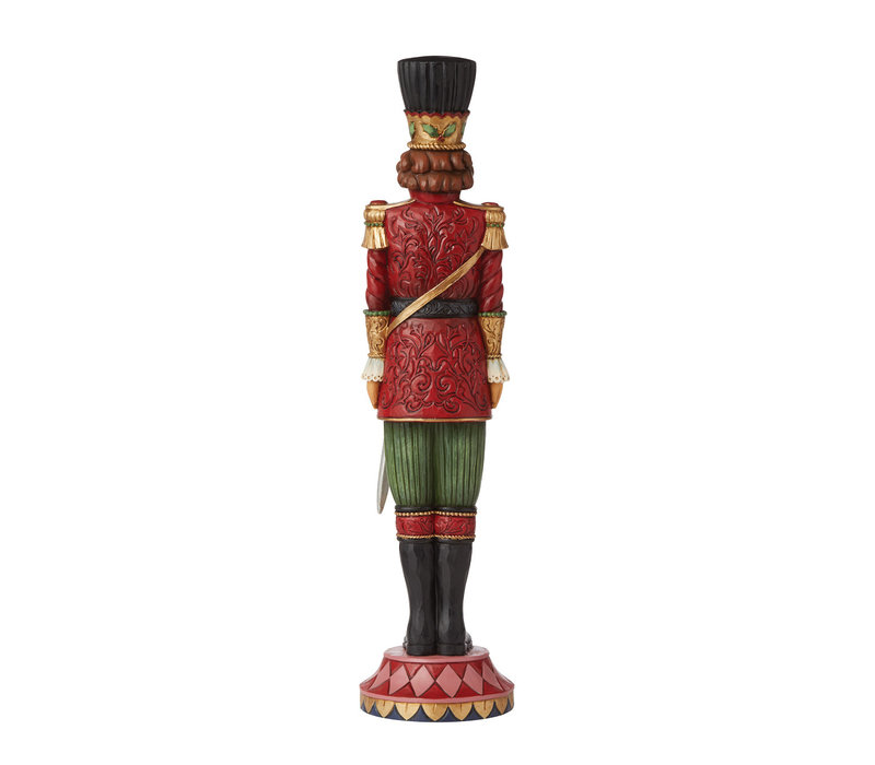 Heartwood Creek - On Guard For Glad Tidings (Victorian Toy Soldier)