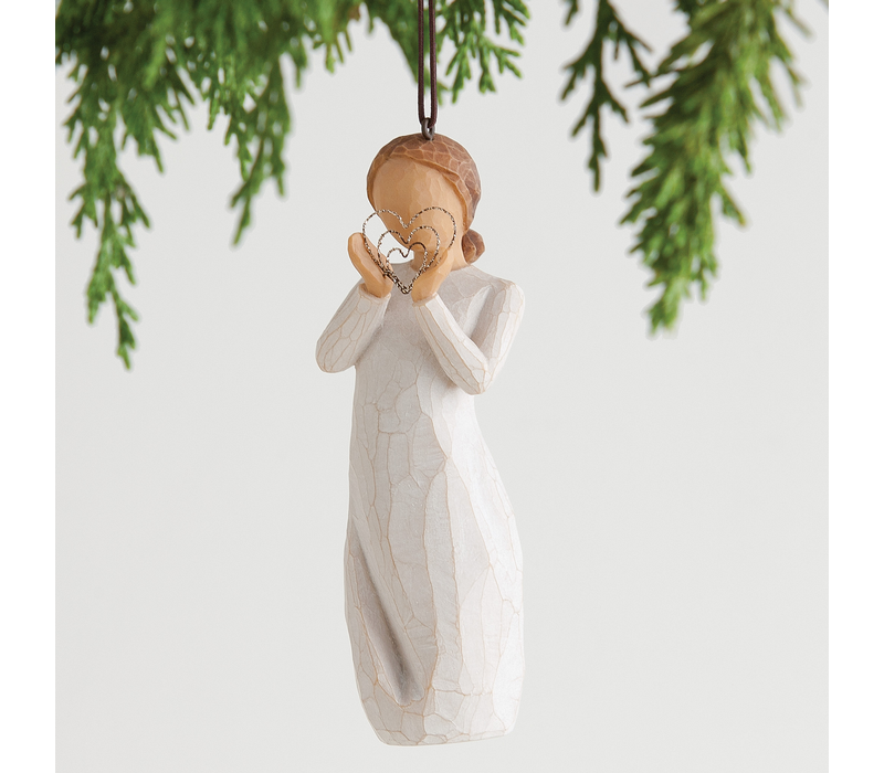 Willow Tree - Lots of Love Ornament