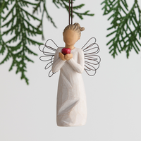 Willow Tree - You're the Best Ornament