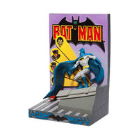 DC Comics by Jim Shore - Batman 3D Comic Book Cover