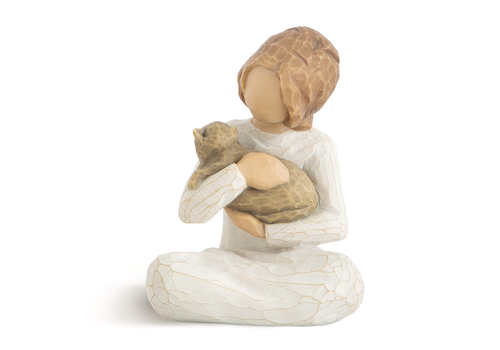 Willow Tree Kindness (girl) - Willow Tree