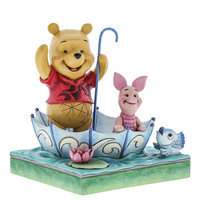 Disney Traditions - 50 Years of Friendship (Winnie the Pooh & Piglet)