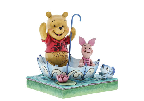 Disney Traditions 50 Years of Friendship (Winnie the Pooh & Piglet) - Disney Traditions