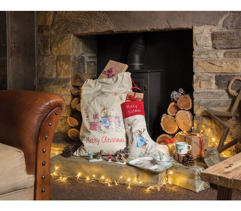 Beatrix Potter - Peter Rabbit Christmas Sack