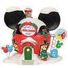 Disney Village by Department 56 Disney Village by D56 - Mickey's Balloon Inflators