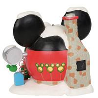 Disney Village by D56 - Mickey's Balloon Inflators