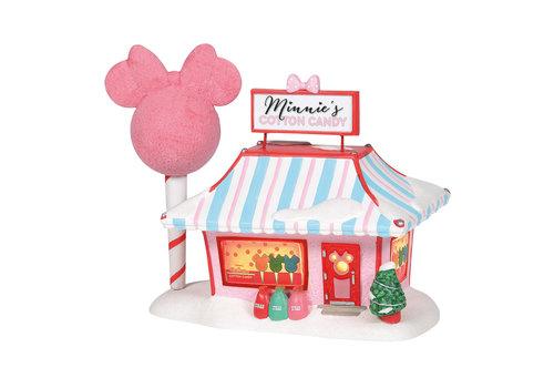 Disney Village by Department 56 Minnie Mouse's Cotton Candy Shop - Disney Village by D56