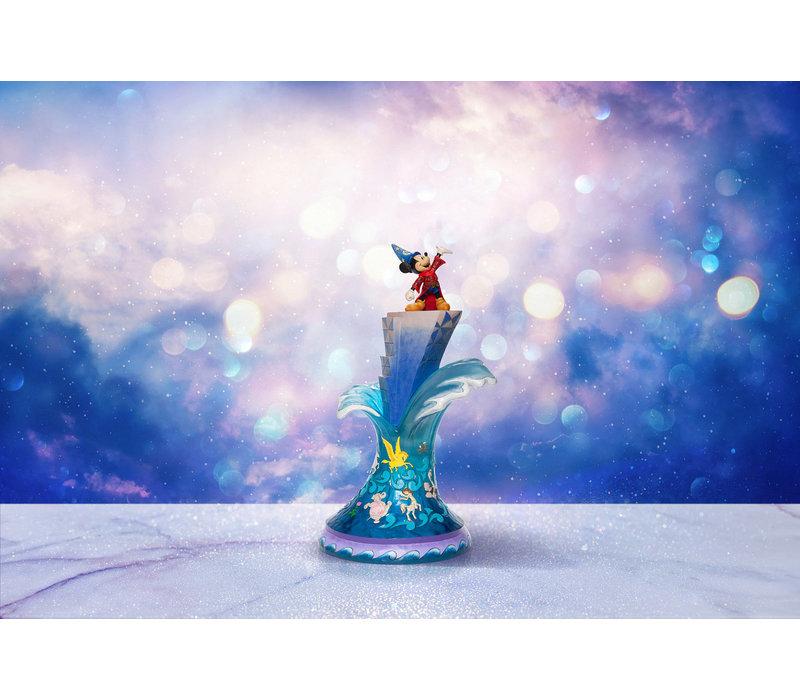 Disney Traditions - Summit of Imagination (Sorcerer Mickey Masterpiece)