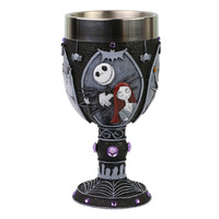 Disney Showcase Collection - Nightmare Before Christmas Decorative Goblet