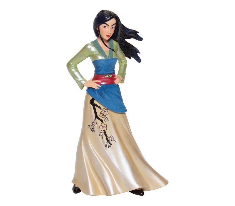 Disney Showcase Collection - Mulan Coutue de Force