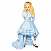 Disney Showcase Collection Disney Showcase Collection - Alice in Wonderland Couture de Force