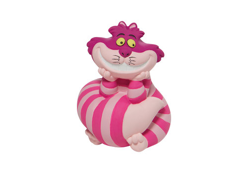 Disney Showcase Collection Cheshire Cat Leaning On His Tail - Disney Showcase Collection