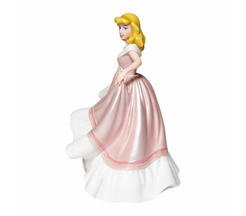 Disney Showcase Collection - Cinderella in Pink Dress Couture de Force