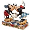 Disney Traditions Disney Traditions - Smooch for my Sweetie (Mickey & Minnie Mouse)