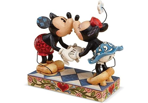 Disney Traditions Smooch for my Sweetie (Mickey & Minnie Mouse) - Disney Traditions