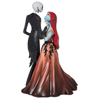 Disney Showcase Collection - Jack and Sally Couture de Force