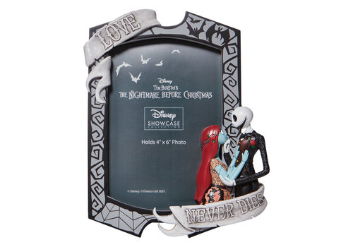 Disney Showcase Collection Jack and Sally Picture Frame - Disney Showcase Collection