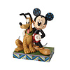 Disney Traditions Disney Traditions - Best Pals (Mickey Mouse & Pluto)