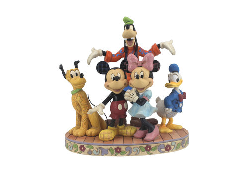 Disney Traditions Fab Five (Mickey Mouse & Friends) - Disney Traditions