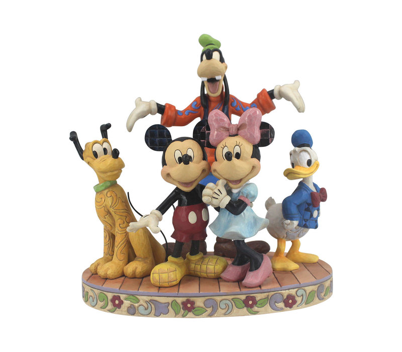 Disney Traditions - Fab Five (Mickey Mouse & Friends)